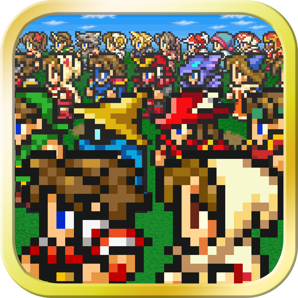 FINAL FANTASY ALL THE BRAVEST by SQUARE ENIX icon