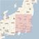 関東地図 offline